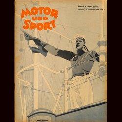 13945 MOTOR UND SPORT No. 7-1940