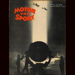 13948 Incomplete - MOTOR UND SPORT No. 21-1940