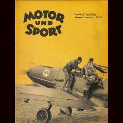 13949 MOTOR UND SPORT No. 22-1940