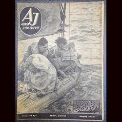 16152 AI - ADRIA ILLUSTRIERTE No. 16-1944  - 5.8.1944