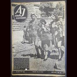 16156 AI - ADRIA ILLUSTRIERTE No. 23-1944  - 23.9.1944