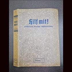 16162 DEUTSCHE JUGENDBURG No. 1-12 1937 /1938