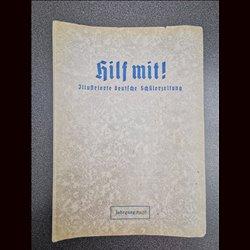 16165 HILF MIT ! No. 1-12 1936/1937