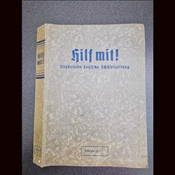 16166 HILF MIT ! No. 1-12 1937 /1938