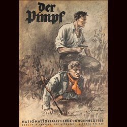 16446 Januar 1-1940 DER PIMPF - Nationalsozialistische Jungenblätter 20pages, condition: very good, used