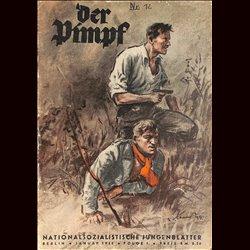 16447 Januar 1-1940 DER PIMPF - Nationalsozialistische Jungenblätter
