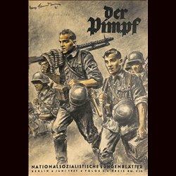 16455 Juni 6-1941 DER PIMPF - Nationalsozialistische Jungenblätter