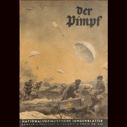 16456 Juli 7-1941 DER PIMPF - Nationalsozialistische Jungenblätter