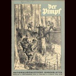 16458 September 9-1941 DER PIMPF - Nationalsozialistische Jungenblätter