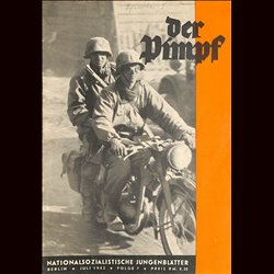 16465 Juli 7-1942 DER PIMPF - Nationalsozialistische Jungenblätter