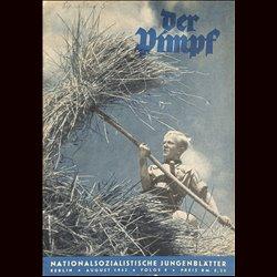 16466 August 8-1942 DER PIMPF - Nationalsozialistische Jungenblätter