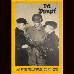 16469 Januar 1-1943 DER PIMPF - Nationalsozialistische Jungenblätter