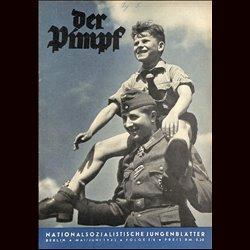 16471 Mai /juni 5/6-1943 DER PIMPF - Nationalsozialistische Jungenblätter