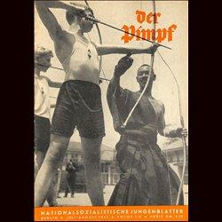16472 Juli/Agust 7/8-1943 DER PIMPF - Nationalsozialistische Jungenblätter