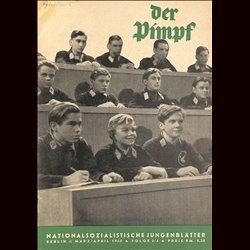 16475 März/April-1944 DER PIMPF - Nationalsozialistische Jungenblätter