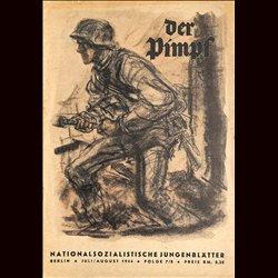 16477 Juli/August-1944 DER PIMPF - Nationalsozialistische Jungenblätter