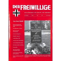 2007190 No. 5-1997 DER FREIWILLIGE - Waffen-SS veteran magazine -