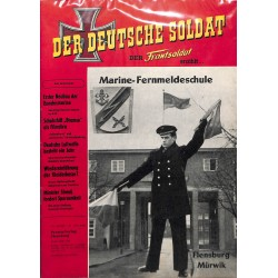 20071913	- No. 	4-1957 Der Deutsche Soldat german WWII magazine illustrated