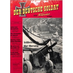 20071917	- No. 	9-1957 Der Deutsche Soldat german WWII magazine illustrated