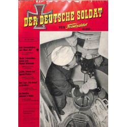 20071919	- No. 	11-1957 Der Deutsche Soldat german WWII magazine illustrated