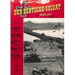 20071920	- No. 	12-1957 Der Deutsche Soldat german WWII magazine illustrated