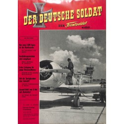 20071923	- No. 	3-1958 Der Deutsche Soldat german WWII magazine illustrated