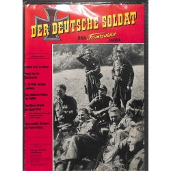 20071929	- No. 	9-1958 Der Deutsche Soldat german WWII magazine illustrated