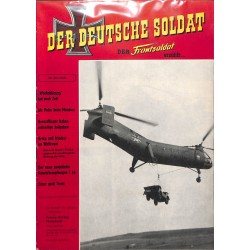 20071932	- No. 	12-1958 Der Deutsche Soldat german WWII magazine illustrated