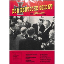 20071934	- No. 	2-1959 Der Deutsche Soldat german WWII magazine illustrated