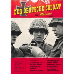 20071935	- No. 	3-1959 Der Deutsche Soldat german WWII magazine illustrated