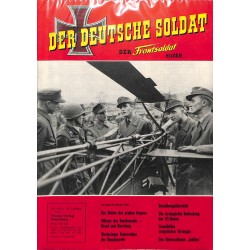 20071936	- No. 	4-1959 Der Deutsche Soldat german WWII magazine illustrated