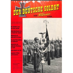 20071938	- No. 	6-1959 Der Deutsche Soldat german WWII magazine illustrated
