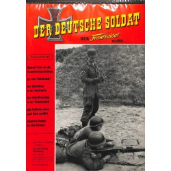 20071940	- No. 	8-1959 Der Deutsche Soldat german WWII magazine illustrated