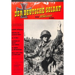 20071941	- No. 	9-1959 Der Deutsche Soldat german WWII magazine illustrated