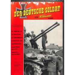 20071943	- No. 	11-1959 Der Deutsche Soldat german WWII magazine illustrated