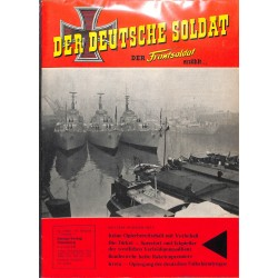 20071946	- No. 	2-1960 Der Deutsche Soldat german WWII magazine illustrated