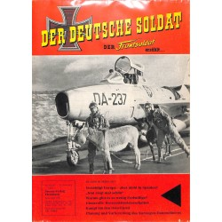 20071948	- No. 	4-1960 Der Deutsche Soldat german WWII magazine illustrated