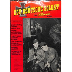 20071952	- No. 	8-1960	 Der Deutsche Soldat german WWII magazine illustrated
