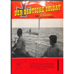 20071953	- No. 	9-1960	 Der Deutsche Soldat german WWII magazine illustrated