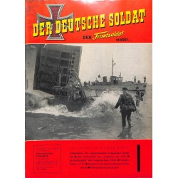 20071956	- No. 	11-1960	 Der Deutsche Soldat german WWII magazine illustrated