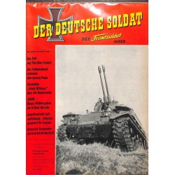 20071957	- No. 	12-1960	 Der Deutsche Soldat german WWII magazine illustrated