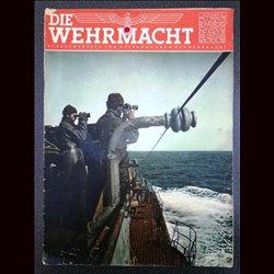 11952 DIE WEHRMACHT AUSGABE A No. 25-1942 9.Dezember