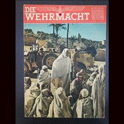 11955 DIE WEHRMACHT AUSGABE A No. 4-1943 17.Feburar