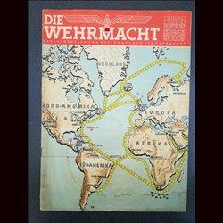 11956 DIE WEHRMACHT AUSGABE A No. 6-1943 17.März