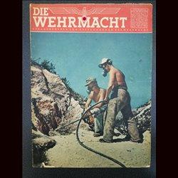 11965 DIE WEHRMACHT AUSGABE A No. 2-1944 26.Januar