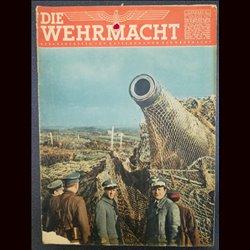 11957 DIE WEHRMACHT AUSGABE A No. 7-1943 31.März