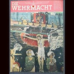 14327 DIE WEHRMACHT AUSGABE A No. 9-1944, 3.Mai