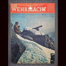 15821 DIE WEHRMACHT AUSGABE A No. 24-1942 - 25.November