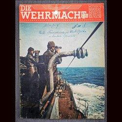 15822 DIE WEHRMACHT AUSGABE A No. 25-1942 - 9.Dezember