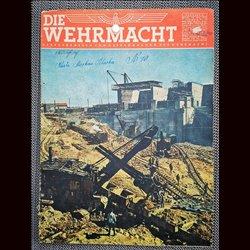 15825 DIE WEHRMACHT AUSGABE A No. 10-1943- 12.Mai
